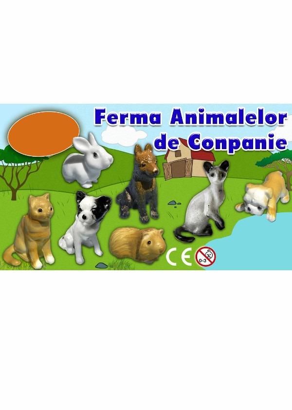 Colectia Ferma Animalelor de companie