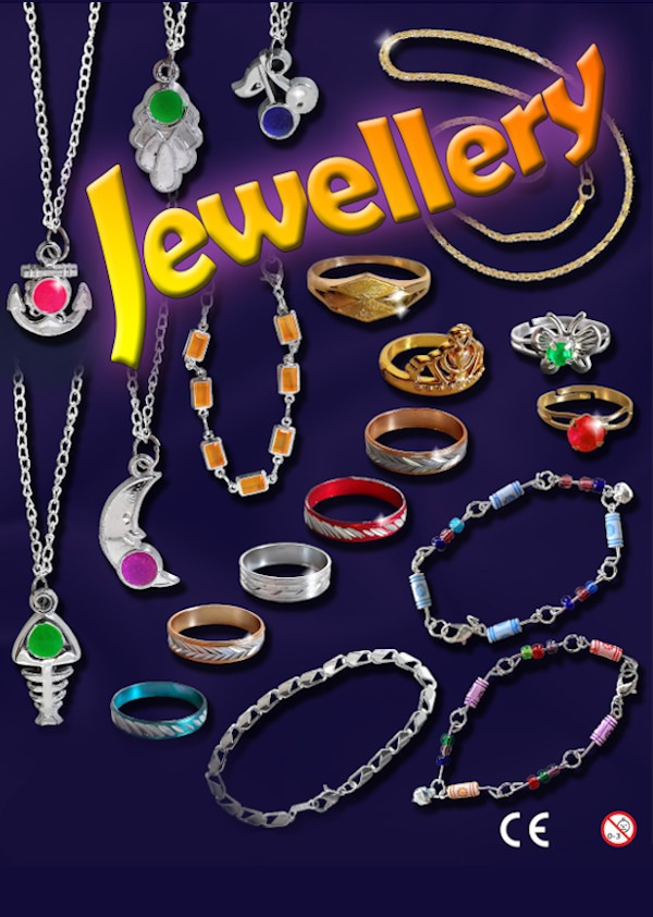 Colectia Jellewery 12 piese