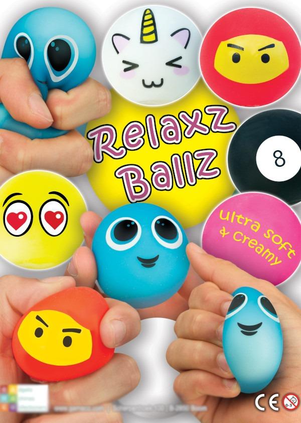 RELAX BALLS