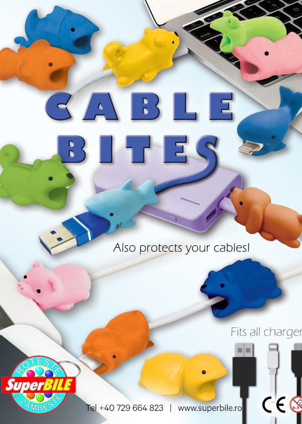 Ornament pentru cablu încărcare USB